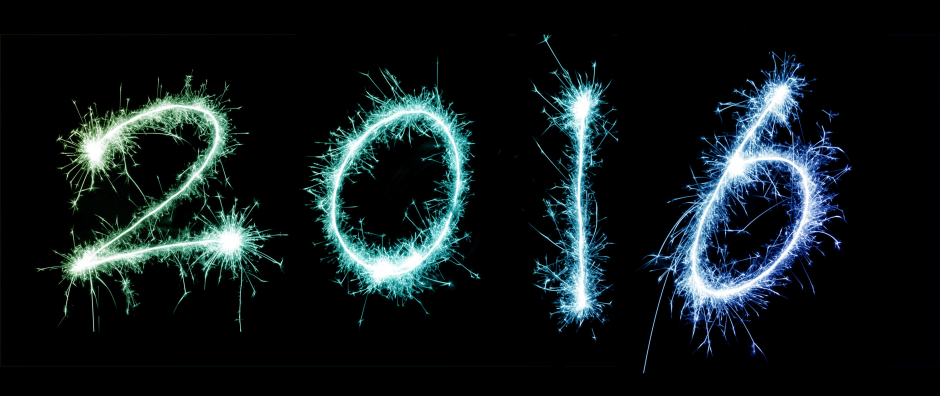 Welcome to the new year!