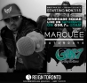 Marquee Saturdays Live To Air on G98.7