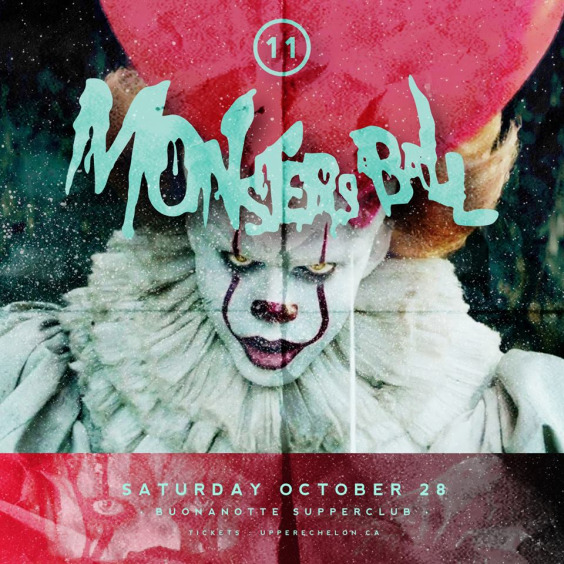 MONSTERS BALL 11