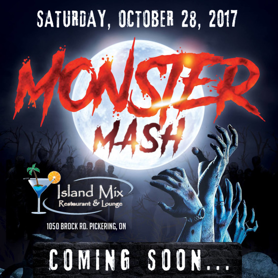 MONSTER MASH - HALLOWEEN PARTY