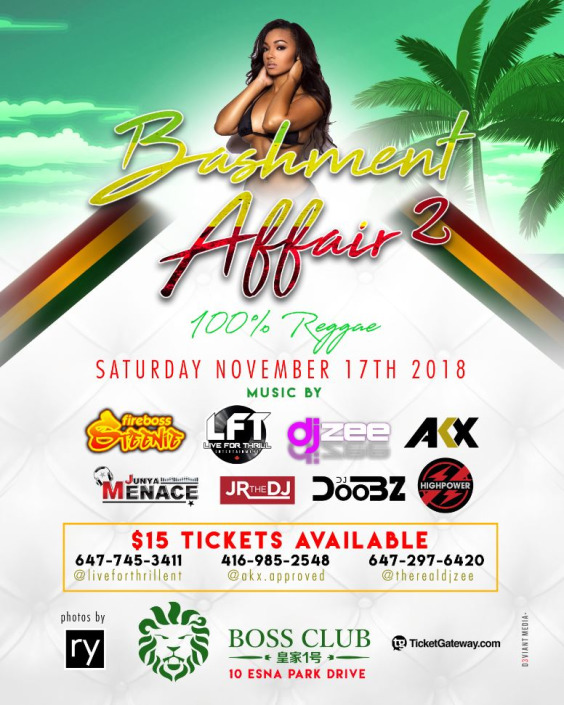 Bashment Affair 2