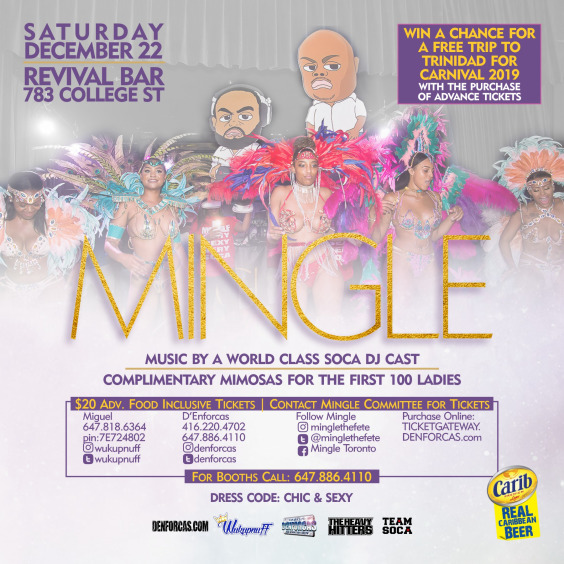 MINGLE: Very Sexy :: Very SOCA