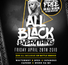 *FLY FRIDAYS - ALL BLACK EVERYTHING