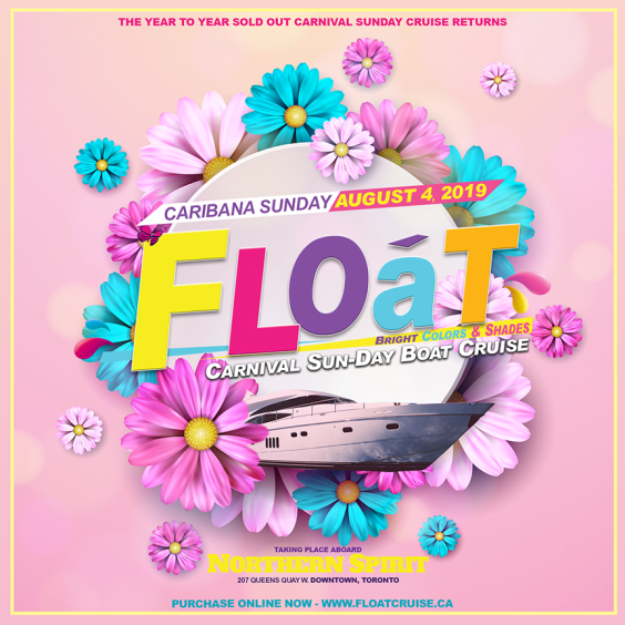 *FLOAT - The Drinks All Inclusive BOAT Cruise