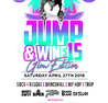 *LIFE SATURDAYS - JUMP & WINE 15