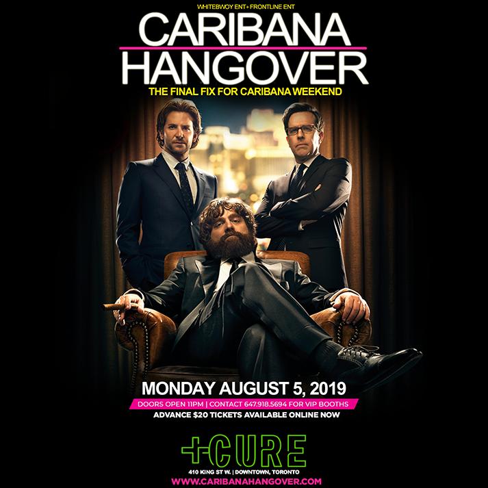 CARIBANA HANGOVER 2019
