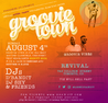 GROOVIE TOWN: Carnival Bliss Afterparty