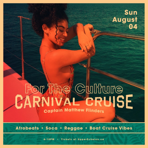 FOR THE CULTURE: Carnival Cruise | Caribana Sunday