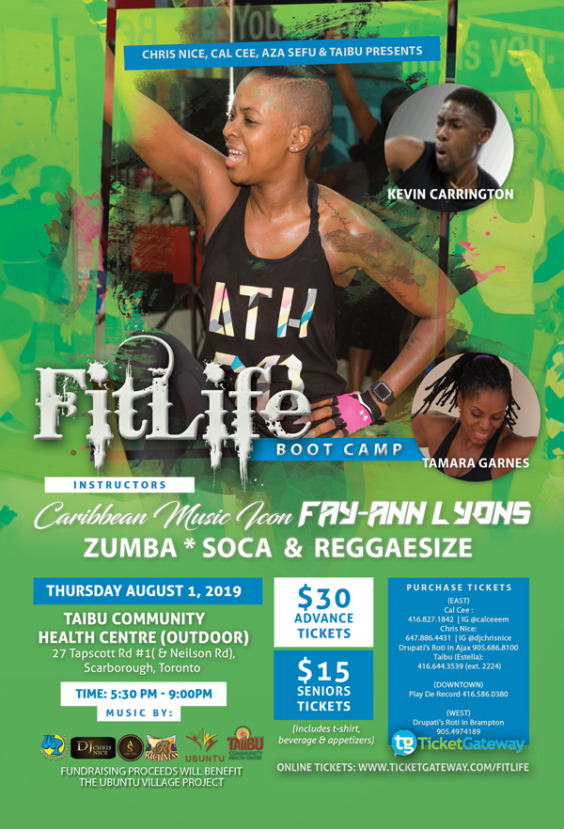 The FitLife Boot Camp