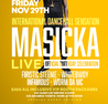 *FLY FRIDAYS - MASICKA LIVE & BIRTHDAY CELEBRATOIN