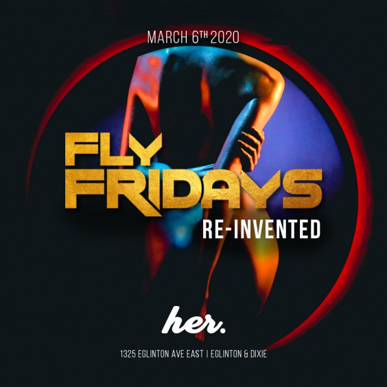 *FLY FRIDAYS - RE INVENTED