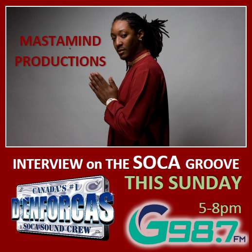 Soca Groove with D'ENFORCAS