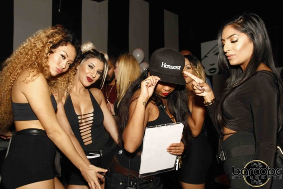 BARCODE SATURDAYS - BLAME IT ON THE HENNESSEY