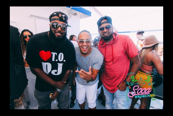 SOCA BRUNCH BOAT CRUISE