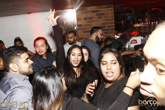 Barcode Saturdays Toronto Orchid Nightclub Nightlife Bottle service hip hop ladies free 036