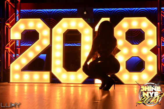 SHINE 2018 - NEW YEARS EVE