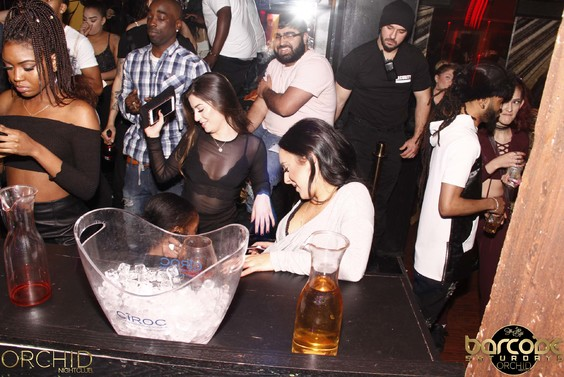 Barcode Saturdays Toronto Orchid Nightclub Nightlife Bottle Service Ladies Free Hip Hop Party  023