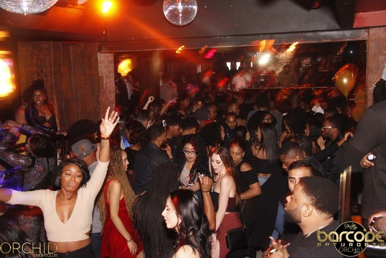 Barcode Saturdays Toronto Orchid Nightclub Nightlife Bottle Service Ladies Free Hip Hop Party 007