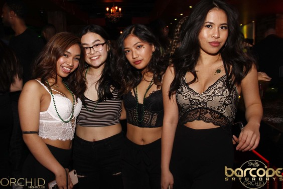 BARCODE SATURDAYS TORONTO ORCHID NIGHTCLUB NIGHTLIFE BOTTLE SERVICE LADIES FREE HIP HOP 0008