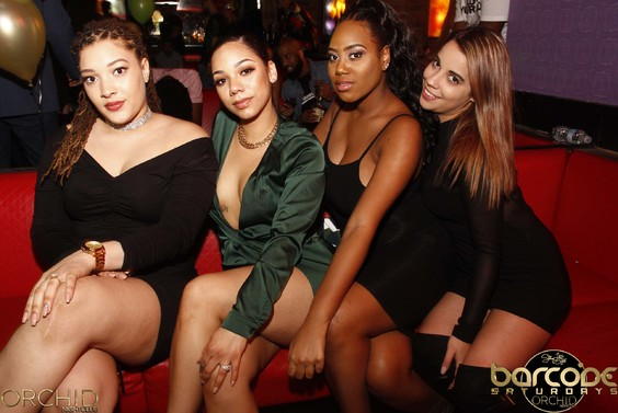 BARCODE SATURDAYS TORONTO'S #1 URBAN PARTY