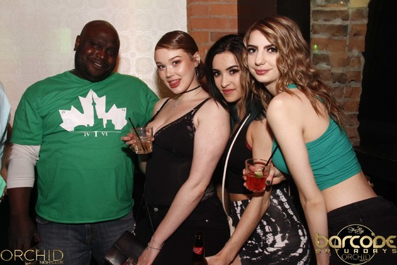 BARCODE SATURDAYS TORONTO ORCHID NIGHTCLUB NIGHTLIFE BOTTLE SERVICE LADIES FREE HIP HOP 003
