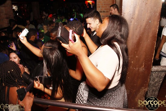Barcode Saturdays Toronto Orchid Nightclub Nightlife Bottle Service Ladies free Hip Hop 046