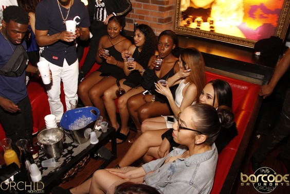 Barcode Saturdays Toronto Orchid Nightclub Nightlife Bottle Service Hip Hop Ladies FREE 017
