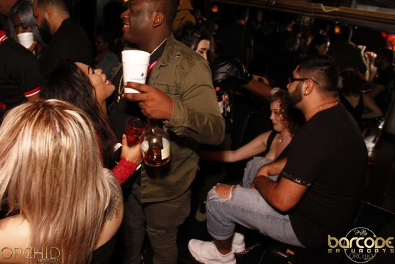 Barcode Saturdays Toronto Orchid Nightclub Nightlife Bottle Service Hip Hop Ladies FREE 032