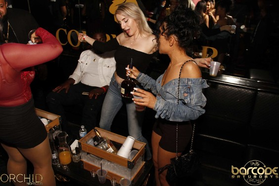 Barcode Saturdays Toronto Orchid Nightclub Nightlife Bottle Service Hip Hop Ladies FREE 040