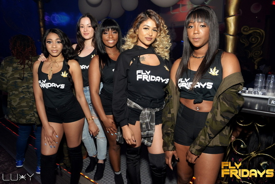 FLY FRIDAYS - ALLURE