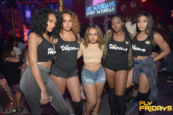 FLY FRIDAYS - THE FLY & FITTED