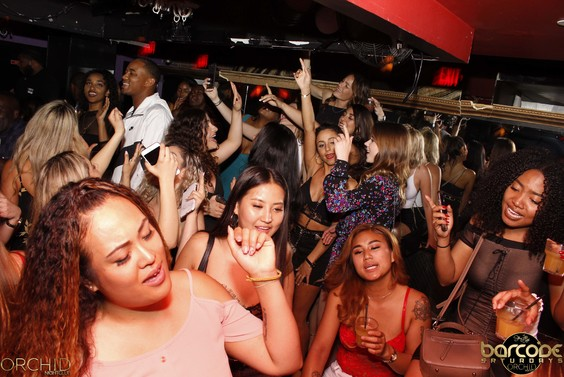 Barcode Saturdays Toronto Orchid Nightclub Nightlife Bottle Service Ladies FREE hip hop 0004