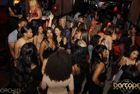 Barcode Saturdays Toronto Orchid Nightclub Nightlife Bottle Service Ladies FREE hip hop 006