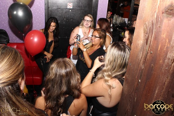 Barcode Saturdays Toronto Orchid Nightclub Bottle Service Ladies Free Hip Hop 052
