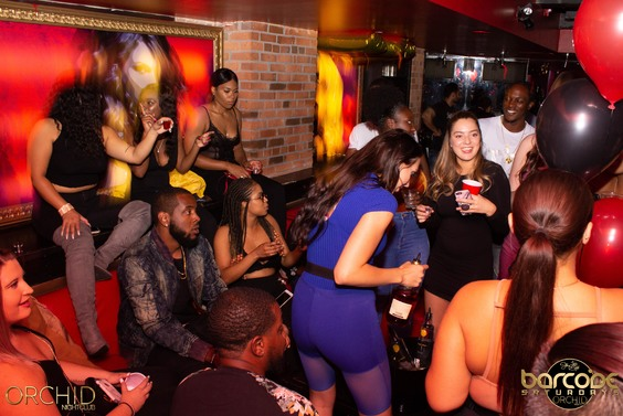 Barcode Saturdays Toronto Orchid Nightclub Nightlife Bottle service Ladies Free Hip hop 010