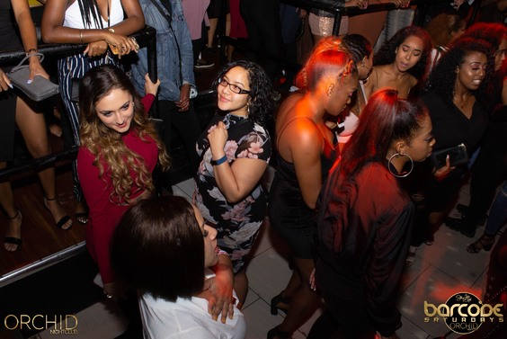 Barcode Saturdays Toronto Orchid Nightclub Nightlife Bottle service Ladies Free Hip hop 012