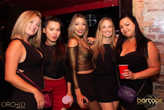 Barcode Saturdays Toronto Orchid Nightclub Nightlife Bottle service Ladies Free Hip hop 024