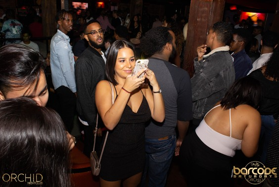 Barcode Saturdays Toronto Orchid Nightclub Nightlife Bottle service Ladies Free Hip hop 030