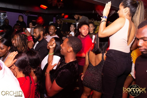 Barcode Saturdays Toronto Orchid Nightclub Nightlife Bottle service Ladies Free Hip hop 038