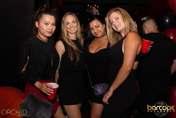 Barcode Saturdays Toronto Orchid Nightclub Nightlife Bottle service Ladies Free Hip hop 047