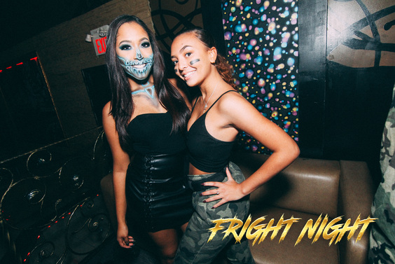 FRIGHT NIGHT - HALLOWEEN NIGHT