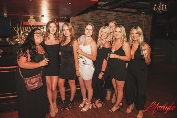 LIFESTYLE SATURDAYS - LADIES NIGHT