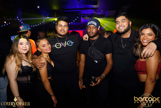 BARCODE SATURDAYS TORONTOS #1 URBAN PARTY