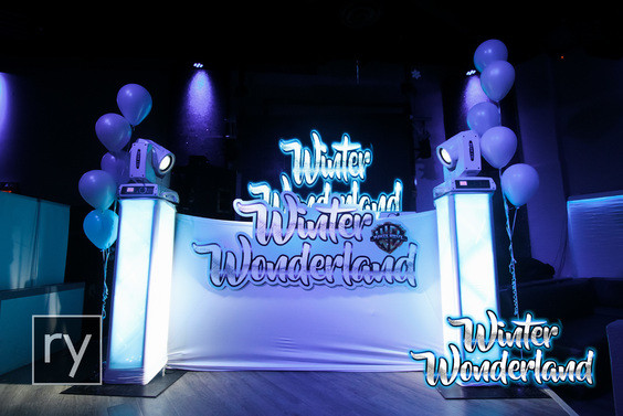 WINTER WONDERLAND - DJ WHITEBWOY'S BIRTHDAY