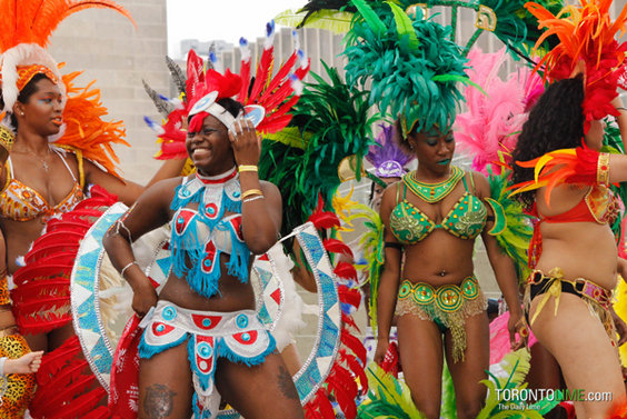 Scotiabank Caribbean Carnival Media Launch 2013