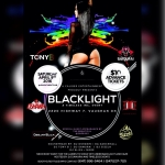 BLACKLIGHT DANCEHALL PROMO