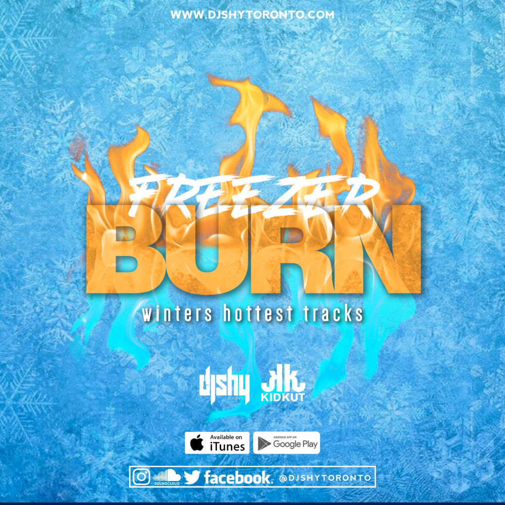 FREEZER BURN (Winter Hottest Tracks)